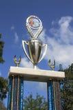 1-ые Установьте трофей Стоковое Фото