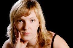 1-ый портрет nancy Стоковая Фотография RF