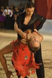 1 14 латынь танцульки 15 состязаний открытая Стоковое Изображение