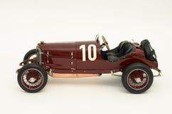 1/18 Mercedes Targa Florio, 1924 Royalty-vrije Stock Foto's