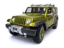1:18 Skala-Konzept SUV stockfotos