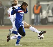 1 2 το sampdoria εναντίον Στοκ εικόνες με δικαίωμα ελεύθερης χρήσης