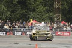 1 2 2012年比拉罗斯eedc 6月来回的米斯克 图库摄影