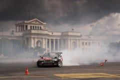 1 2 2012 belarus eedc juni runda minsk Royaltyfria Bilder