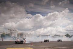 1 2 2012 belarus eedc juni runda minsk Arkivbild