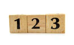 1 2 3 αριθμοί ομάδων δεδομένω&nu Στοκ φωτογραφία με δικαίωμα ελεύθερης χρήσης