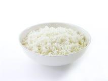 1 2 białego ryżu Zdjęcia Royalty Free