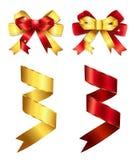1 2 bowsband Royaltyfri Bild