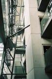 1个楼梯 免版税库存图片