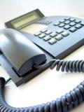 1个研究电话 图库摄影