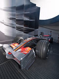 1 2008 Grand Prix τύπου catalunya Στοκ φωτογραφία με δικαίωμα ελεύθερης χρήσης