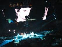 1 2009个音乐会冥想10月 免版税库存照片