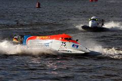 1 2009年冠军配方快速汽艇世界 库存图片