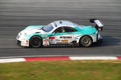 (1) 2010 lexus Petronas supergt Fotografia Stock