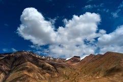 1 2011 долин nubra Стоковые Изображения