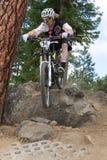 1 2012 гнут серии гонки Орегона enduro Стоковые Изображения RF