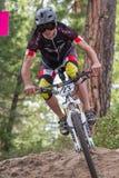 1 2012 гнут серии гонки Орегона enduro Стоковое Изображение