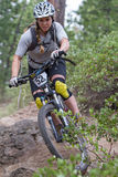 1 2012 гнут серии гонки Орегона enduro Стоковое Фото
