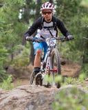1 2012 гнут серии гонки Орегона enduro Стоковые Фото