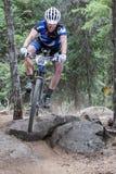 1 2012 гнут серии гонки Орегона enduro Стоковое фото RF