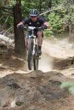 1 2012 серии гонки Орегона enduro загиба Стоковые Фотографии RF