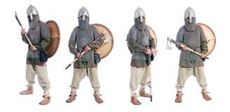 πολεμιστές 1 Στοκ Εικόνες