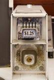$1.25 per lavata Fotografia Stock Libera da Diritti