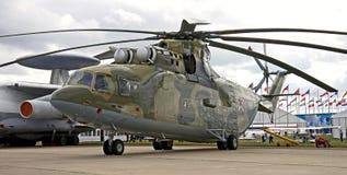 1 26直升机mi 免版税库存照片