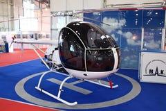 1 3 ak直升机光 免版税库存照片