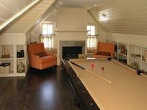 1 4 basen luksusów pokój Zdjęcie Stock