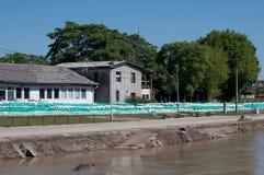 Έλεγχος Βελιγράδι-1 πλημμυρών Στοκ Εικόνες