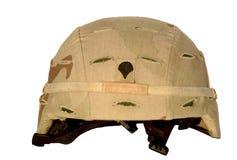 1个陆军盔甲军人 库存照片