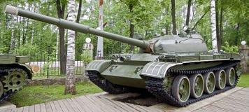 1 62 t坦克 免版税库存图片