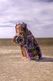 1 66 cadillac отсутствие трассы ранчо Стоковые Изображения