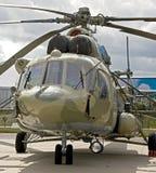 1 8直升机mi 免版税库存照片
