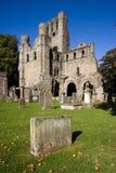 1 abbey kelso Arkivfoto