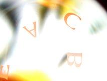1 abc Arkivfoton