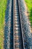 (1) abstrakcjonistyczna kolejowa droga Zdjęcia Stock