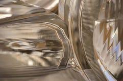 1 abstrakcyjne metaliczny Obraz Royalty Free