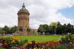 (1) żadny watertower Zdjęcie Royalty Free