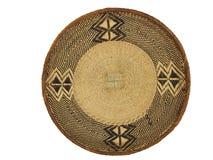 1 afrikanska korg Arkivbild