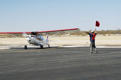 1 airshow业务量 免版税库存图片