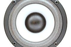1 akustikaudioclose upp Fotografering för Bildbyråer