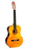 1 akustiska gitarr Fotografering för Bildbyråer