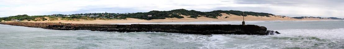 (1) Alfred panoramy port Zdjęcia Stock