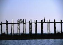 1 amarapura Στοκ φωτογραφίες με δικαίωμα ελεύθερης χρήσης