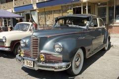 1 american car vintage Στοκ Φωτογραφία