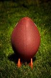 1 amerikanska fotbollutslagsplats Fotografering för Bildbyråer