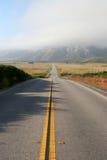 1 angeles öde huvudväg los Royaltyfri Fotografi