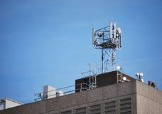 1 antenn Royaltyfria Bilder